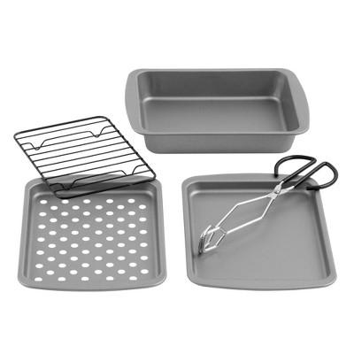 OvenStuff 5pc Non Stick Toaster Oven Set