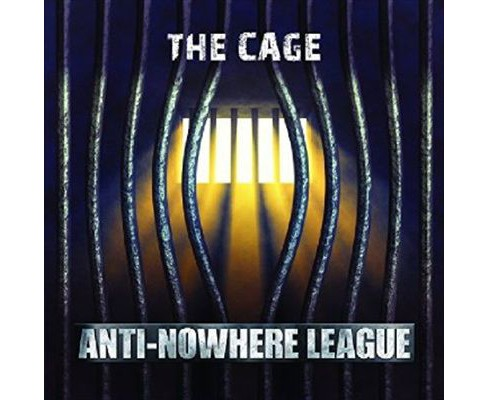Anti-nowhere league - Cage (Vinyl) - image 1 of 1