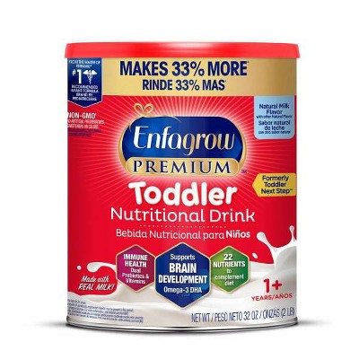 Enfagrow Toddler Next Step Natural Milk Powder - 32oz