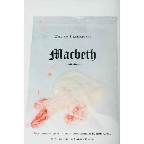 Macbeth - (Annotated Shakespeare) by  William Shakespeare (Paperback) - image 1 of 1