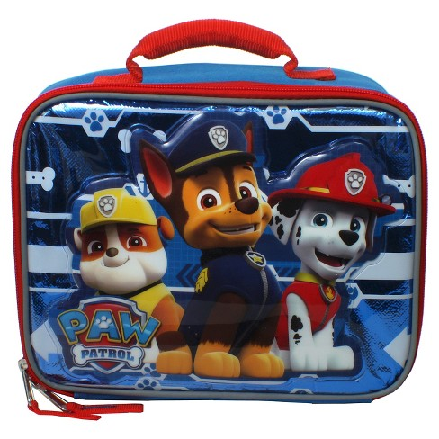 Paw Patrol Lunch Tote - Blue - image 1 of 1