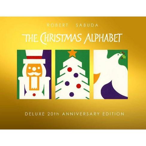 Christmas Alphabet - by  Sabuda (Hardcover) - image 1 of 1