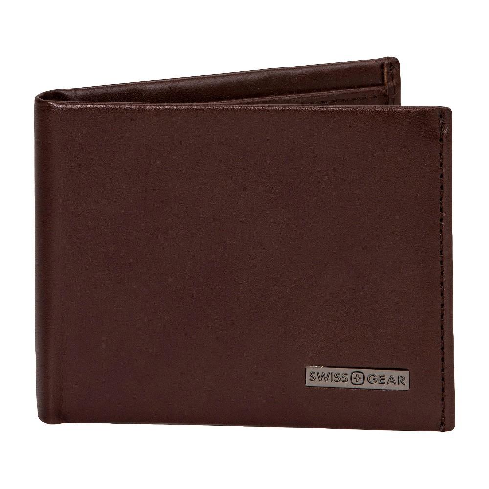 Swiss Gear Men's Bifold Wallet - Brown