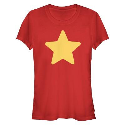 Junior's Steven Universe Star T-Shirt