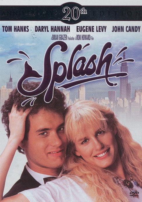 Splash (20th Anniversary Edition) (dvd_video) - image 1 of 1