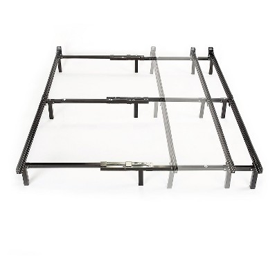Compack Adjustable Steel Bed Frame (Twin/Full/Queen) - Sleep ...