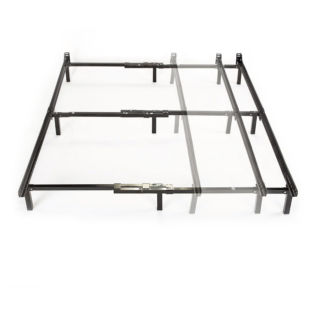 Image of Compack Adjustable Steel Bed Frame (Twin/Full/Queen) - Sleep Revolution