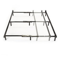 Compack Adjustable Steel Bed Frame (Twin/Full/Queen) - Sleep Revolution