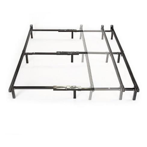 Compack Adjustable Steel Bed Frame (Twin/Full/Queen)   Sleep