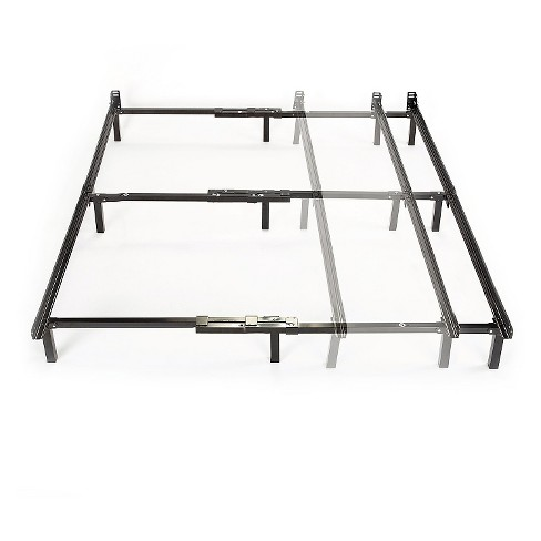 Compack Adjustable Steel Bed Frame Twin Full Queen Target