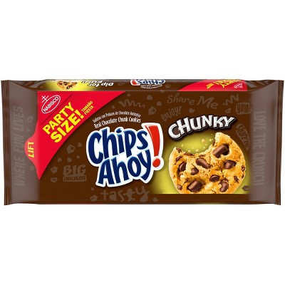 Chips Ahoy! Chunky Party Size - 24.75oz