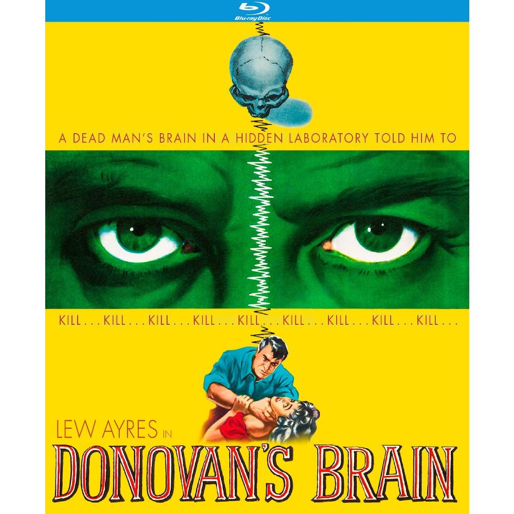 Donovan's Brain (Blu-ray)