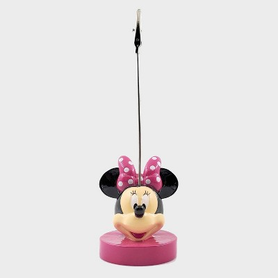 Minnie Mouse Photo Display Clip