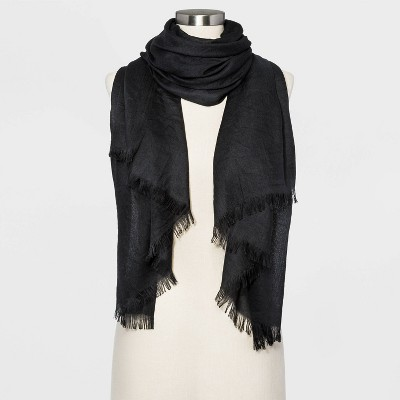 Women's Oblong Scarf - A New Day™ One Size