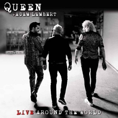 Queen & Adam Lambert - Live Around The World (Blu-ray) (CD)