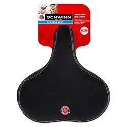 Schwinn Ultra Comfort Bike Seat - Black