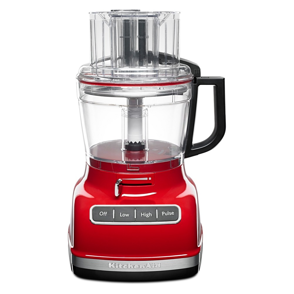 KitchenAid Refurbished 11c Food Processor Empire Red – RKFP1133ER 53791936