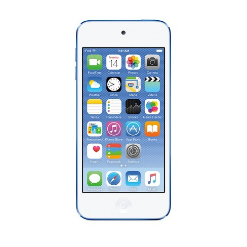 apple ipod touch 5th generation user manual