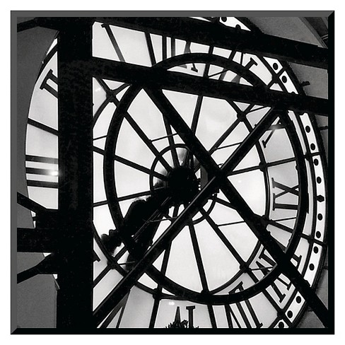 Art.com Paris Clock II by Alison Jerry - Mounted Print - image 1 of 2