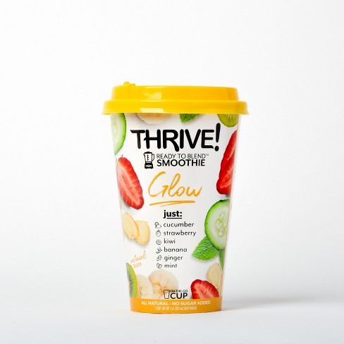 Thrive Ready to Blend Glow Frozen Smoothie - 7oz - image 1 of 1