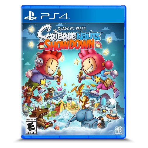 Scribblenauts Showdown - PlayStation 4 - image 1 of 1