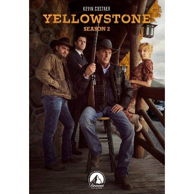 Yellowstone: Season Two (DVD)