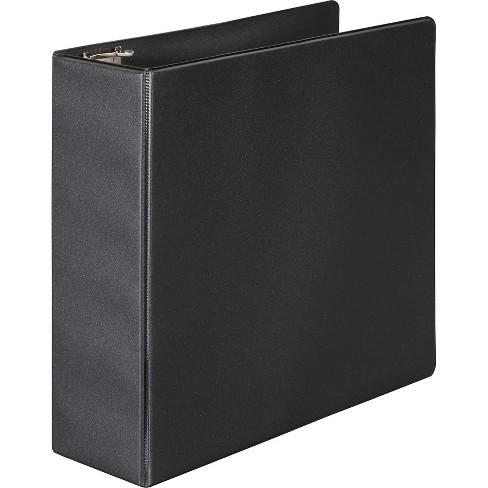 "Wilson Jones Standard D-Ring Binder 3"" Capacity 11""x8-1/2"" Black 38349B - image 1 of 1"