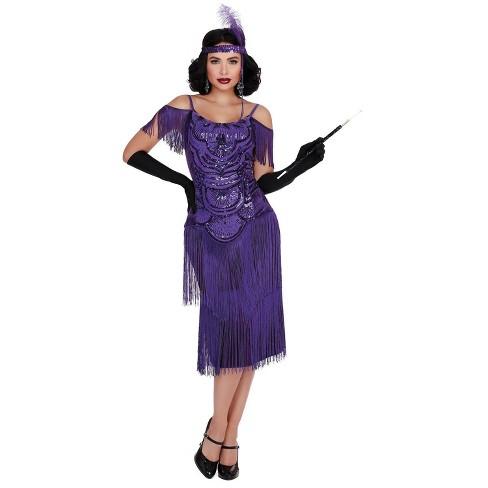 Adult Miss Ritz Halloween Costume - image 1 of 2