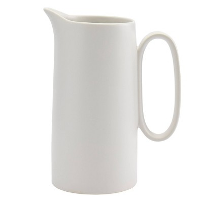 49oz Stoneware Chef Stack Beverage Pitcher - Tabletops Gallery
