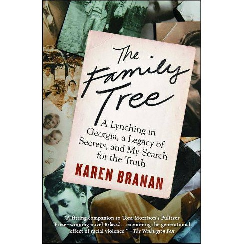 The Family Tree - by  Karen Branan (Paperback) - image 1 of 1