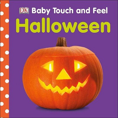 Baby Touch and Feel: Halloween - (Board Book)
