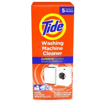 Washing Machine Cleaner: Tide