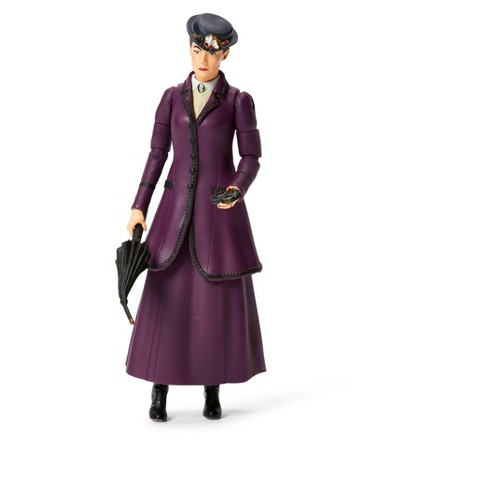 """Seven20 Doctor Who 5.5"""" Missy Action Figure - Purple Dress - image 1 of 4"""