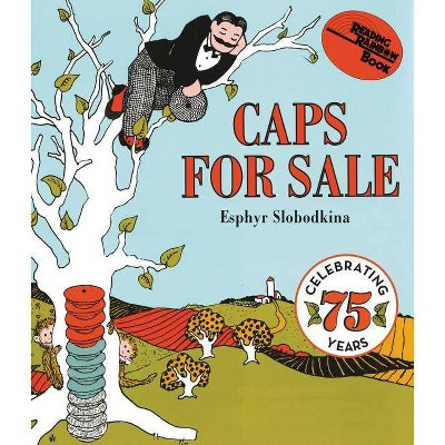 Caps for Sale by Esphyr Slobodkina (Board Book)