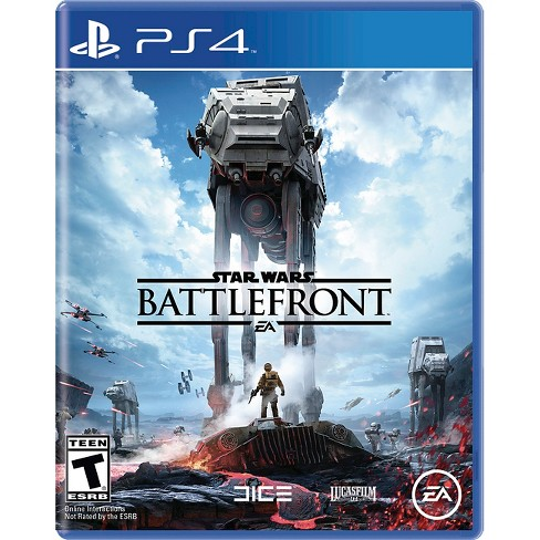 نتيجة بحث الصور عن ‪    Star Wars Battlefront playstation 4‬‏