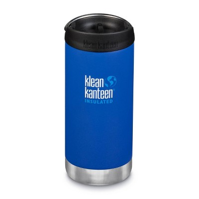 Klean Kanteen 12oz TKWide Insulated Stainless Steel with Café Cap