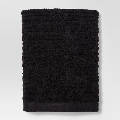 Textured Hand Towel Ebony - Project 62™