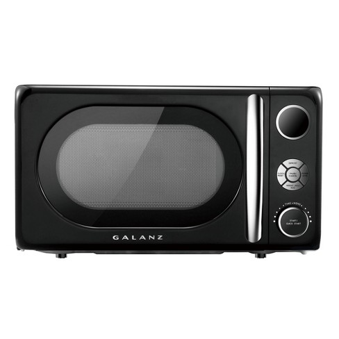 Galanz Retro 0.7 cu ft 700W Countertop Microwave - image 1 of 4