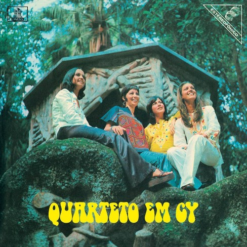 Quarteto em cy - Quarteto em cy (Vinyl) - image 1 of 1