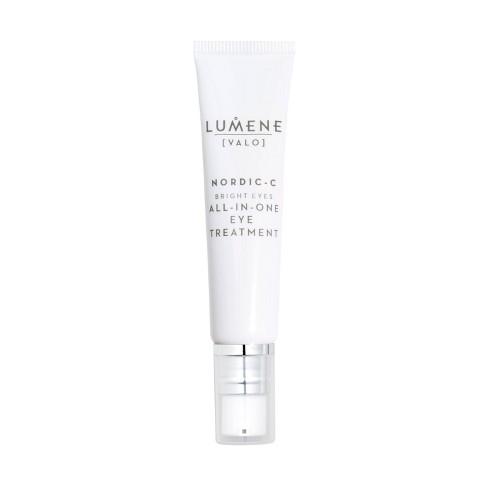 lumene bright now vitamin c eye cream