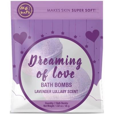ME! Bath Dreaming Of Love Bath Bombs - 2ct