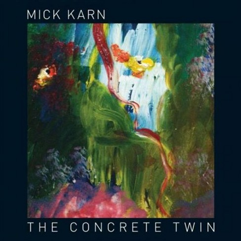 Mick karn - Concrete twin (Vinyl) - image 1 of 1