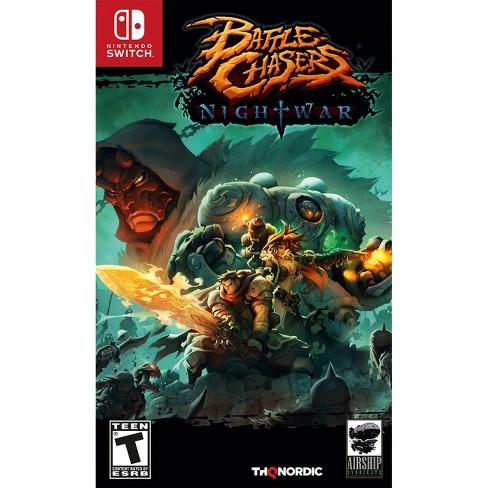 Battle Chasers: Nightwar - Nintendo Switch - image 1 of 3