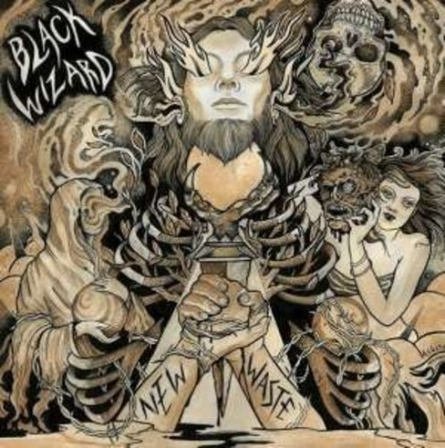 Black wizard - New waste (CD) - image 1 of 1