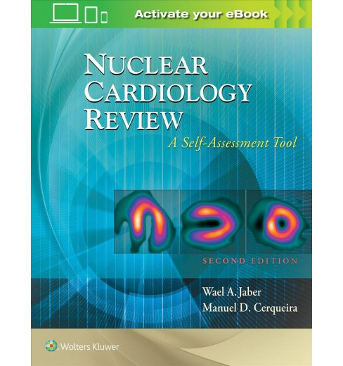 Nuclear Cardiology Review : A Self-Assessment Tool (Paperback) (Wael A. Jaber) - image 1 of 1