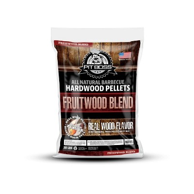 Pit Boss 20lb Fruitwood Pellet