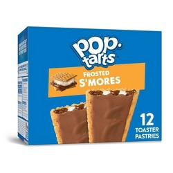 Pop-Tarts Frosted S'mores Pastries - 12ct/20.31oz - Kellogg's