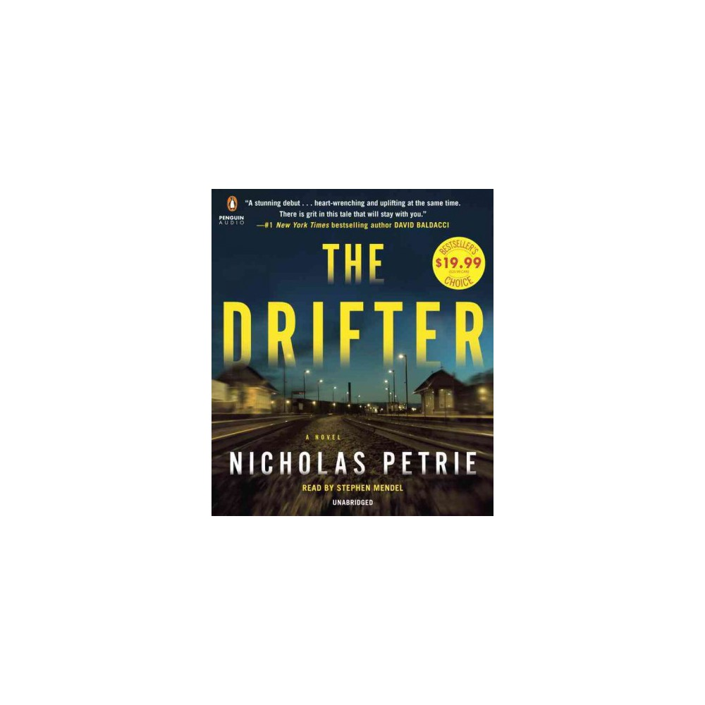 Drifter (Unabridged) (CD/Spoken Word) (Nicholas Petrie)