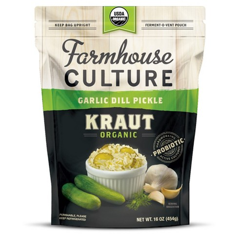 Farmhouse Culture Organic Classic Caraway Kraut - 16oz - image 1 of 1