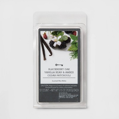 12ct 3-Fragrance Set Cozy Scented Wax Melts - Threshold™